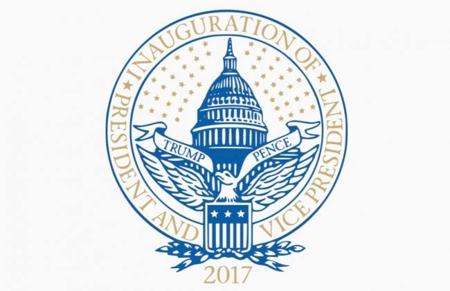 Official Seal of the Inauguration of President and Vice President 2017