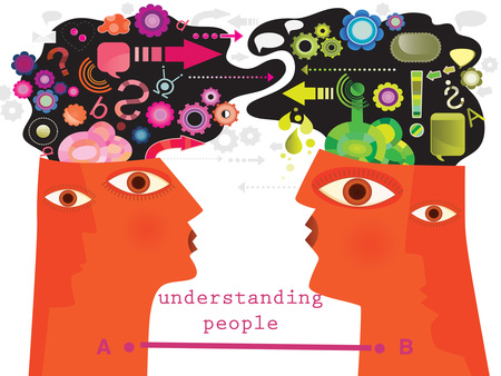 Understanding people figures trying to understand