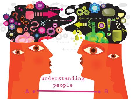 Understanding people figures trying to understand