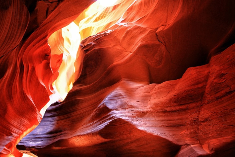 Antelope rope canyon
