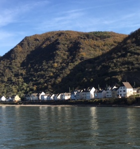 Town along the Middle Rhine