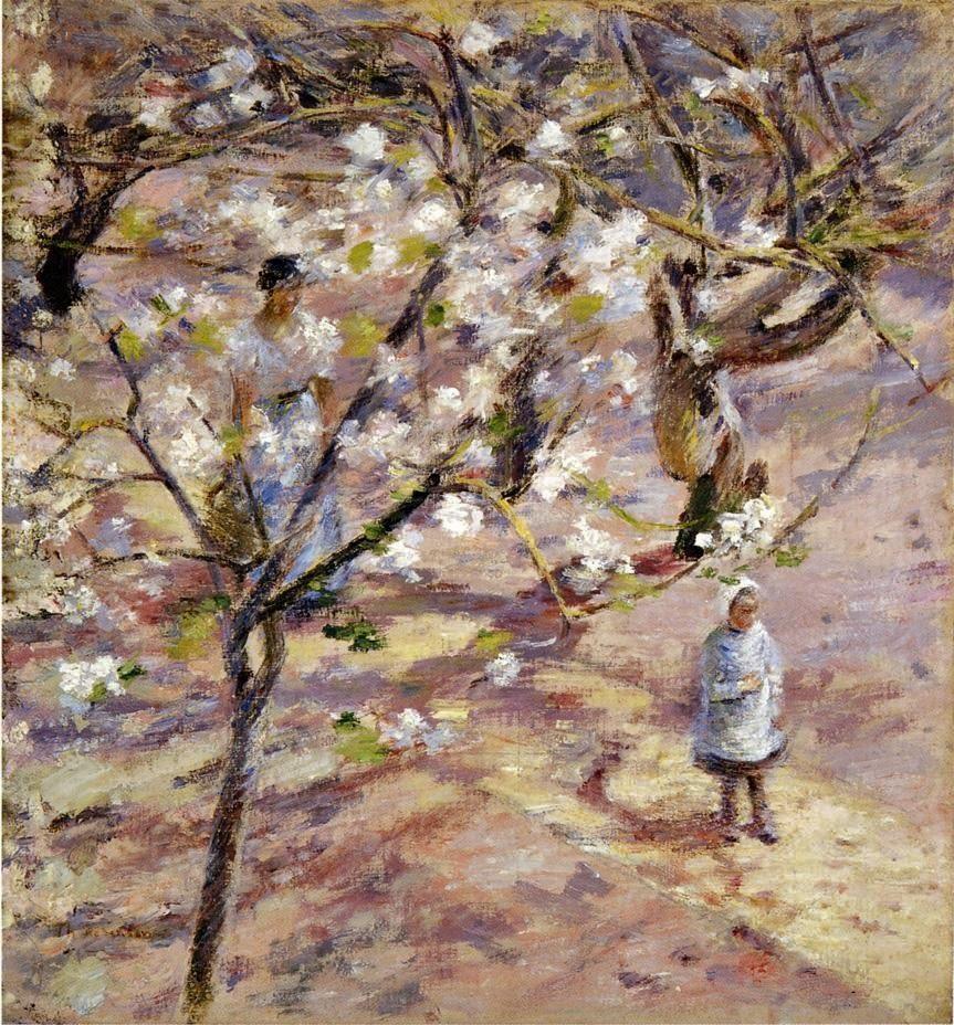 Theodore Robinson, an American Impressionist Artist (1852-1895)