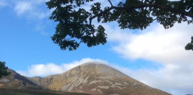 St. Patrick's Mountain, Croagh Patrick